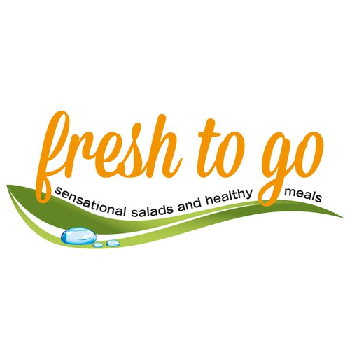 Help Fresh to Go with a new logo