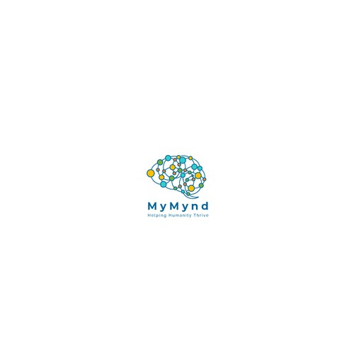 Clean Logo concept For MyMynd
