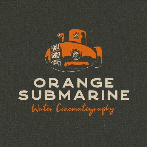 Logo & brand identity for Orange Submarine