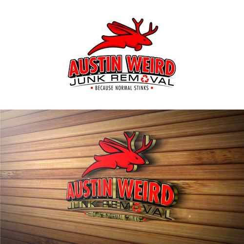 austin weird logo
