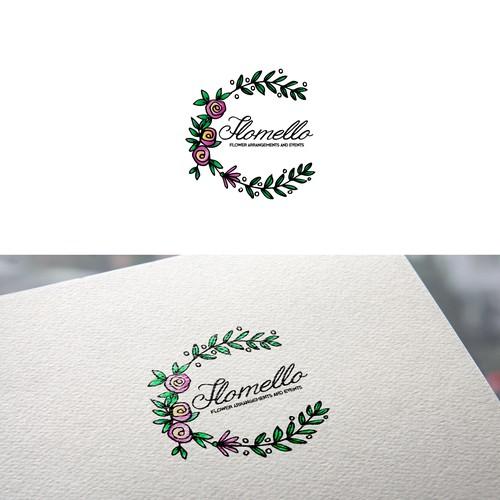 Logo floricultura