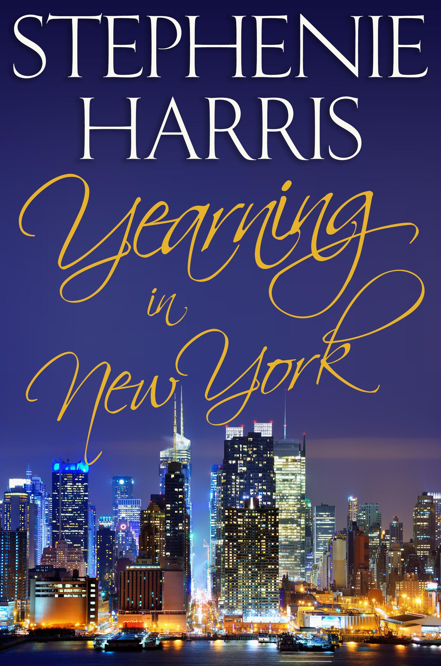 Classy Romance Novel Cover