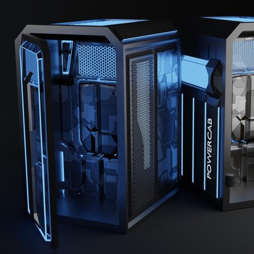 Cryochamber design