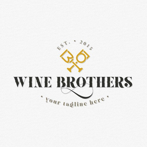 a Logo and Business Card for an exciting Wine Start-Up