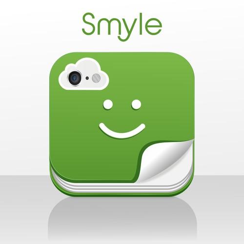 Create app icon and logo for Smyle, an iOS photo app--guaranteed contest!