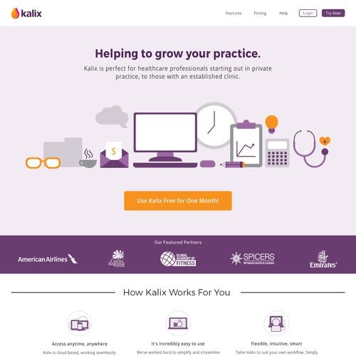 Kalix Website Entry