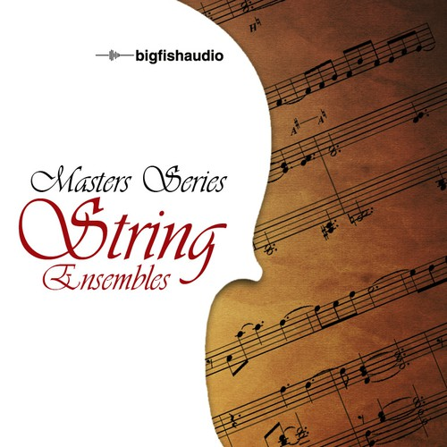 DVD cover for orchestral music library