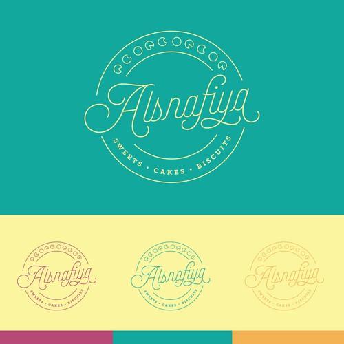 Logo concept for a bakery