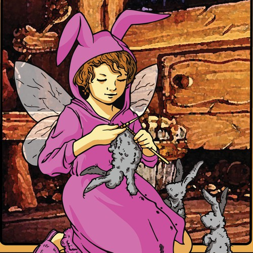 dust bunny fairy