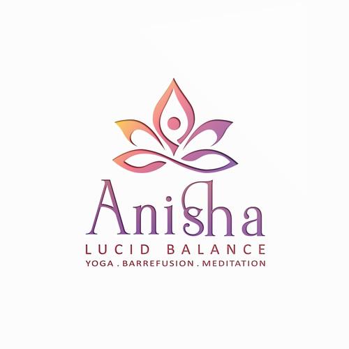Nice logo for a yoga studio