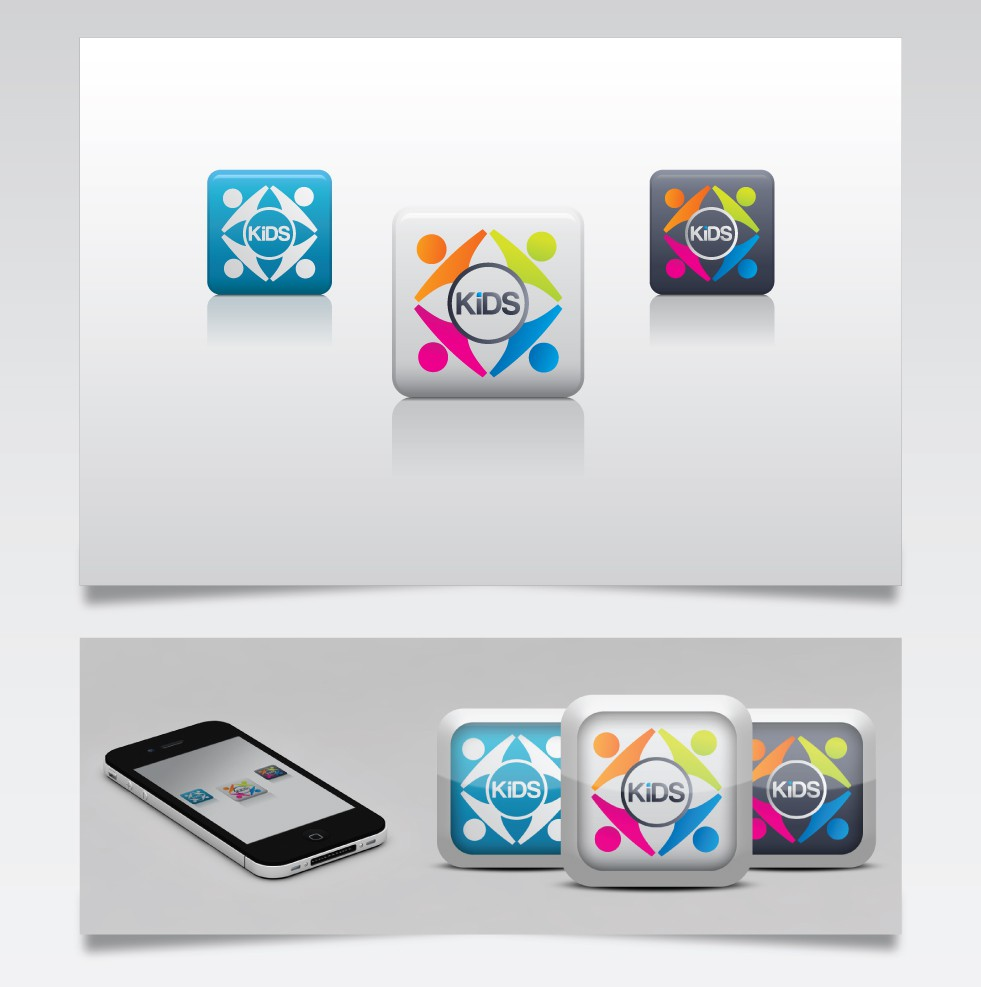 Help emAPPetizer Inc. with a new iPad APP  icon for Special Needs Students