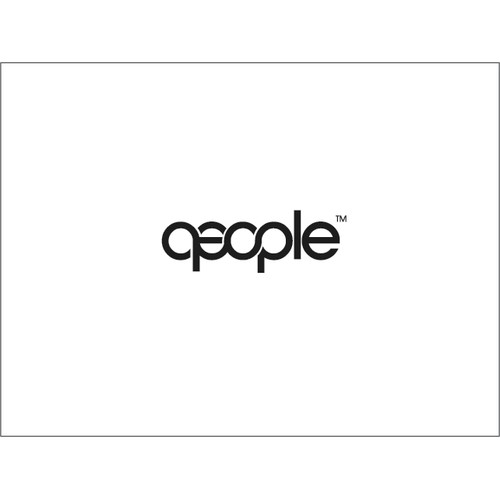 Logo for new female-founded Silicon Valley tech startup, qeople