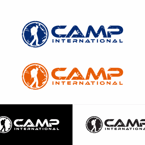 New logo wanted for CAMP INTERNATIONAL