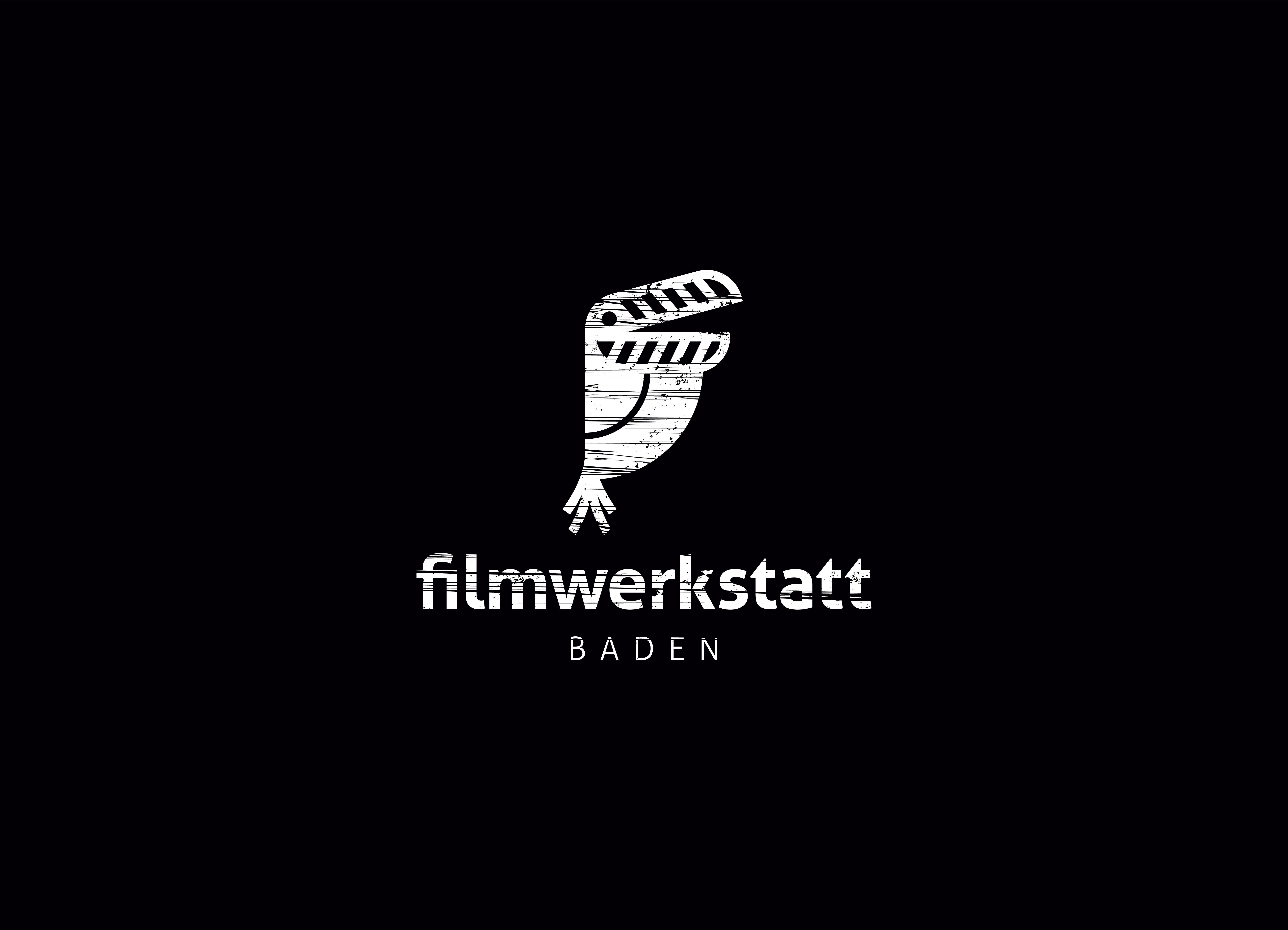 filmwerkstatt baden Logo erstellen, neue Filmproduktionsfirma!