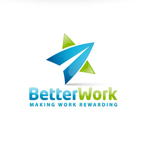BetterWorks, design a logo for the next big internet startup