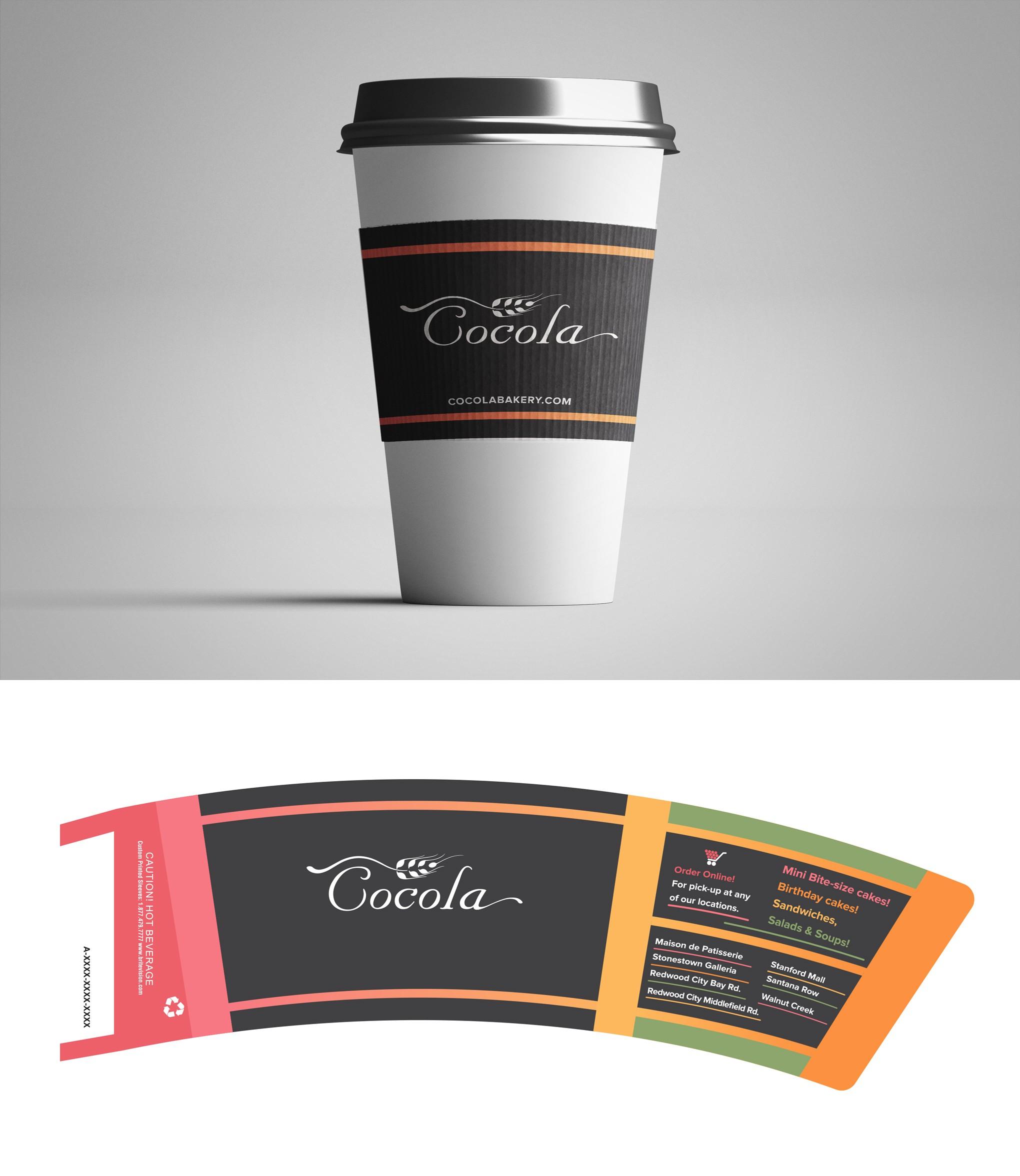 New Coffee Sleeve design needed