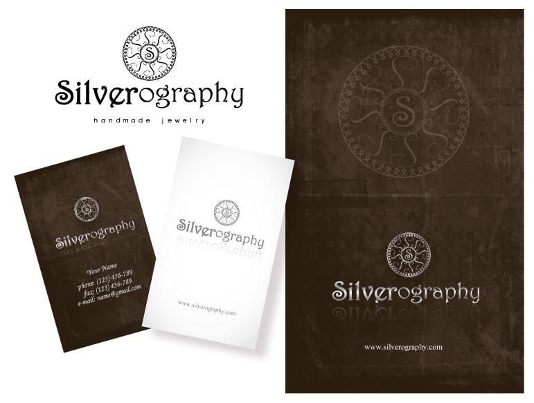 Silverography needs a new logo