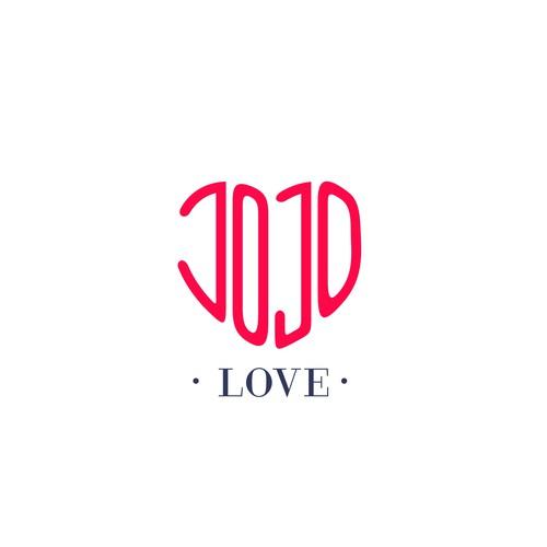 Logo for Jojo Love