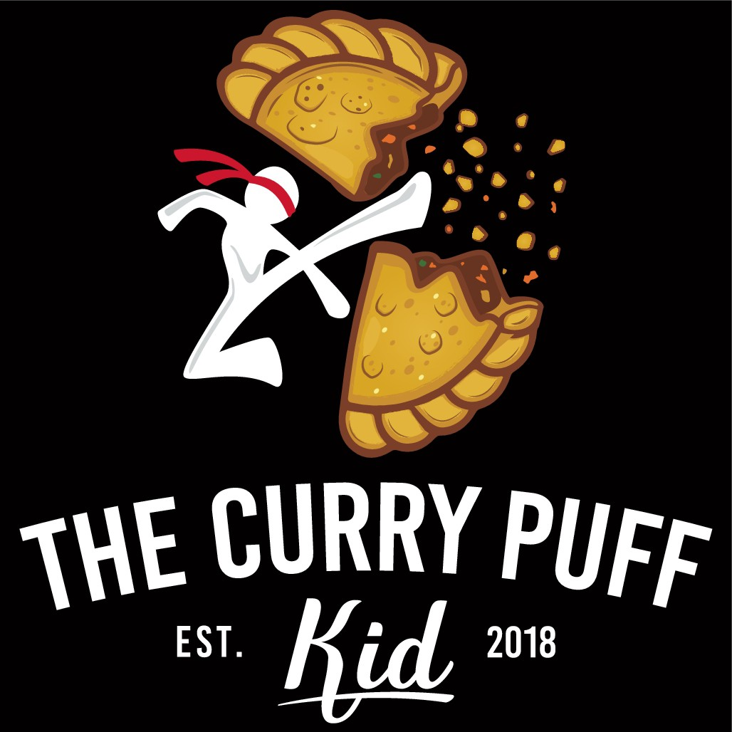 The Curry Puff Kids needs you to finish off their logo....we're almost there!!
