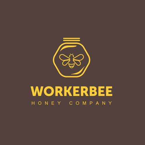 Logo for workerbee