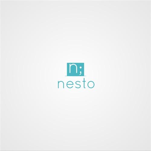 Logo Design for nesto