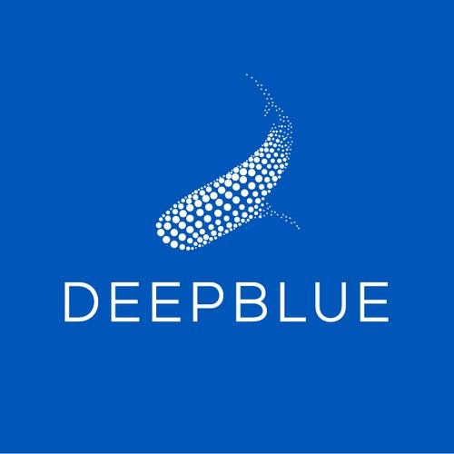 Unique logo for a bank company.