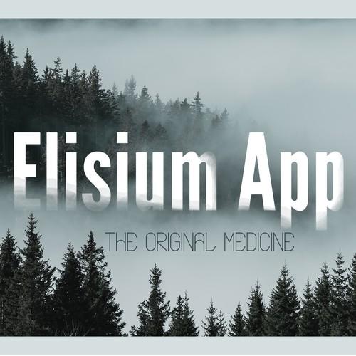 Elisium Mobile App UX/UI Research & Design
