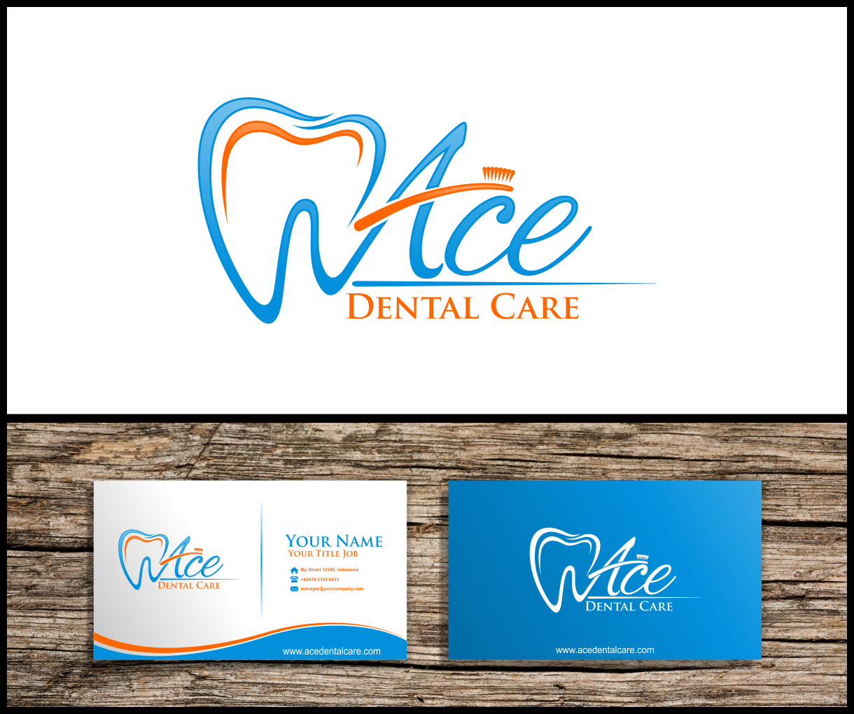 Create a pleasant Logo that my Dental patients can easily associate to my practice