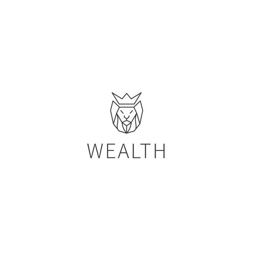 Minimalist luxury logo