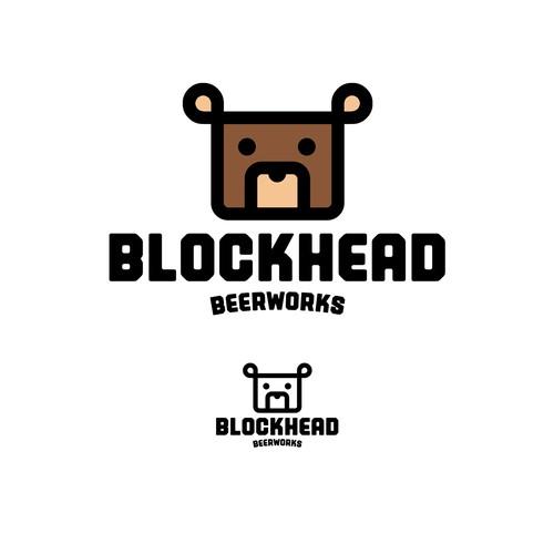 Blockhead Beerworks logo