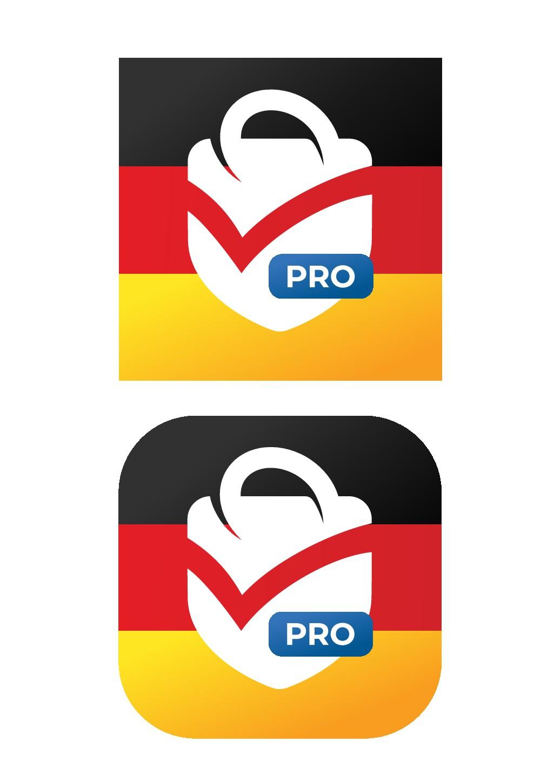 design an app icon (ecommerce legal app)