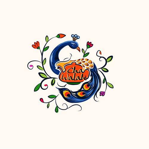 classic logo for Cha Walah
