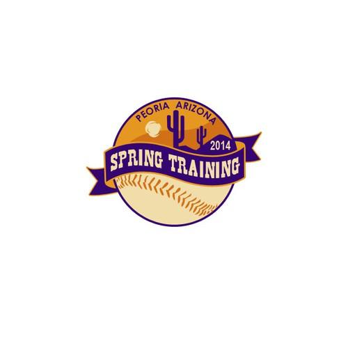 Major League Baseball Spring Training 2014 Logo Contest!
