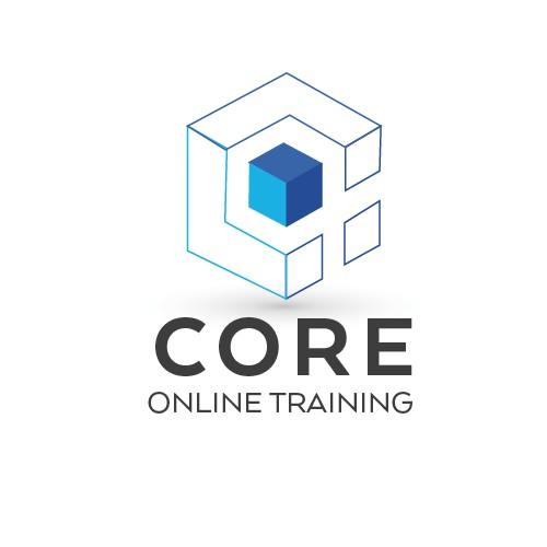 Create a sleek, modern logo for e-learning software company