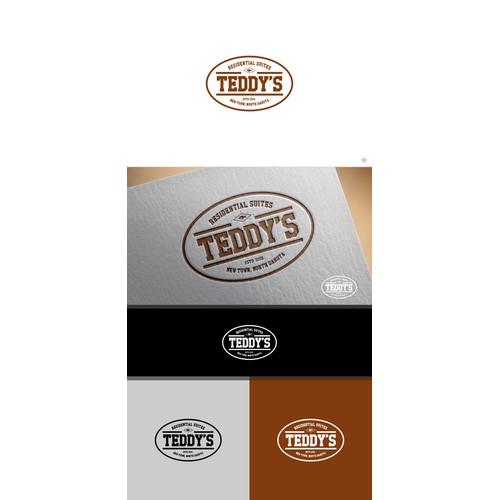 """Logo design for """"TEDDY'S"""""""