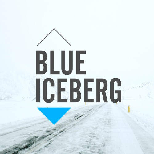 Logo for Blue Iceberg  - outdoor & lifestyle clothing from Iceland