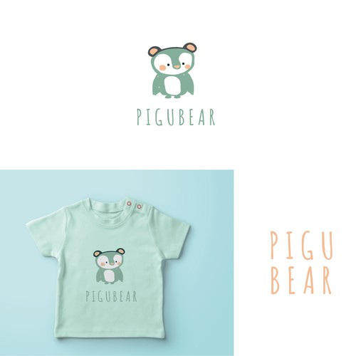 Help the Pigubear into life