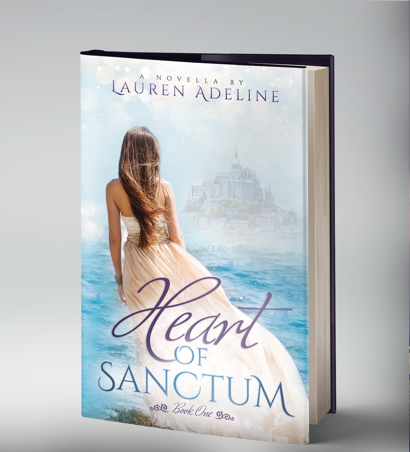 Create a YA Romance/Fantasy Book Cover
