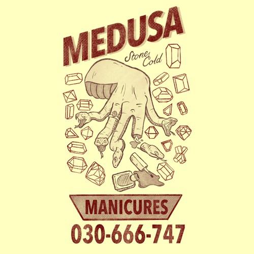 medusa manicures