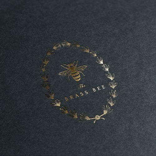 We need an amazing print and web logo for my new company, The Brass Bee!!!