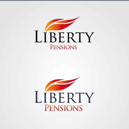 Logo required for new financial company – Liberty Pensions