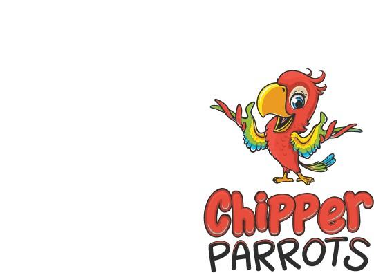 Chipper Parrots needs a fun logo for pet parrot lovers