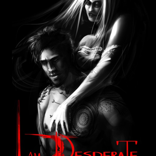 Desprite-book cover