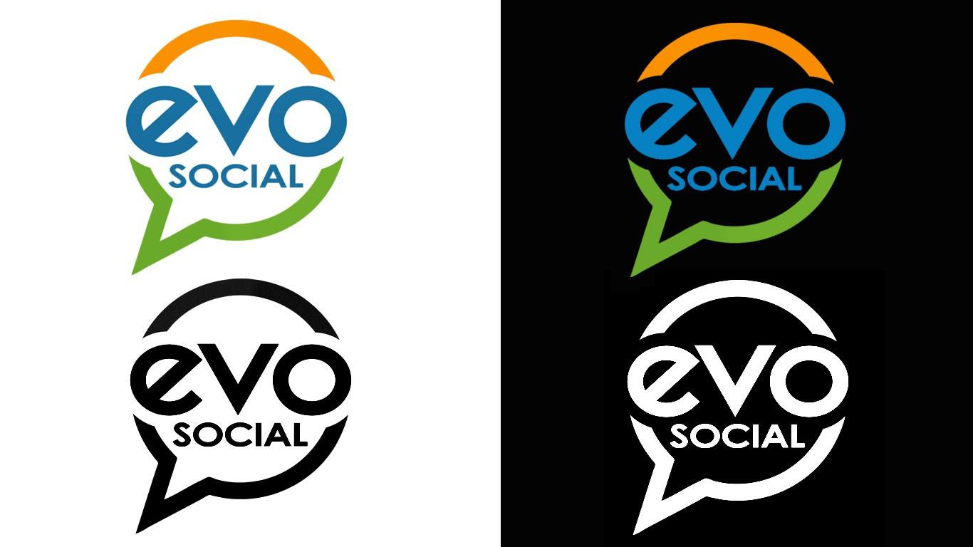 Become The Designer who Crafted the EvoSocial Logo