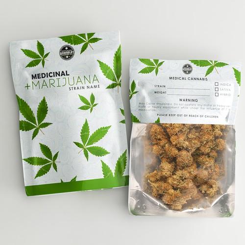 Medicinal Marijuana .