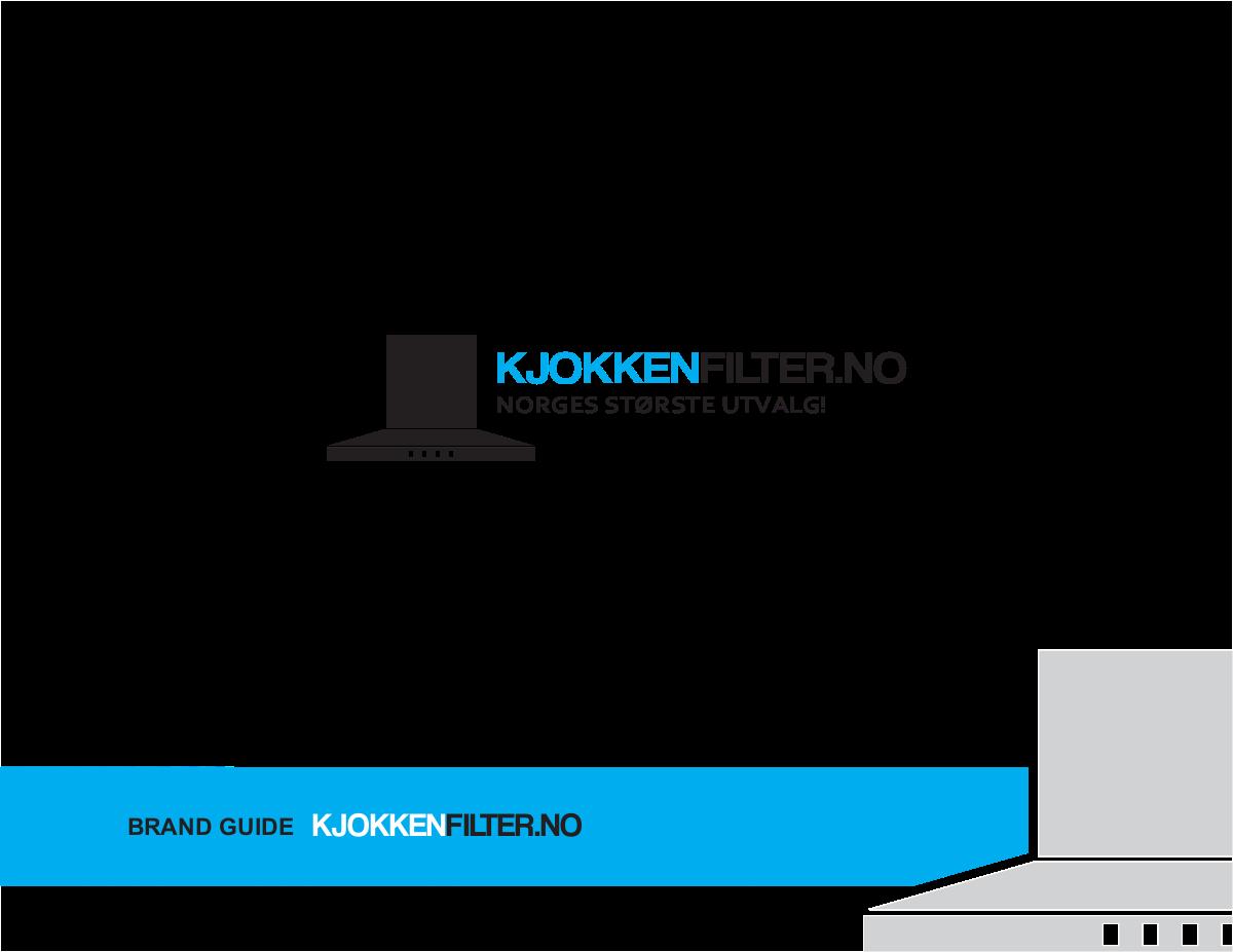 Logo for kitchen ventilators filters
