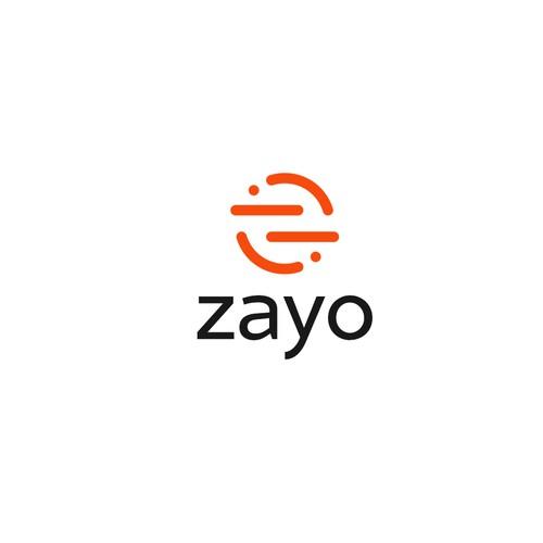 Logo design for Zayo