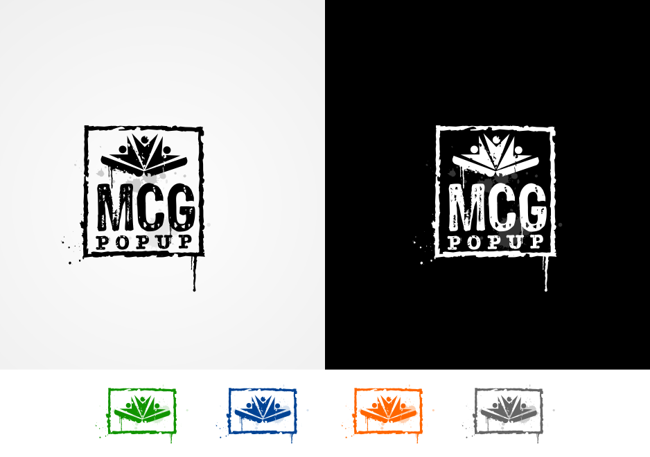 Help MCGPOPUP with a new logo