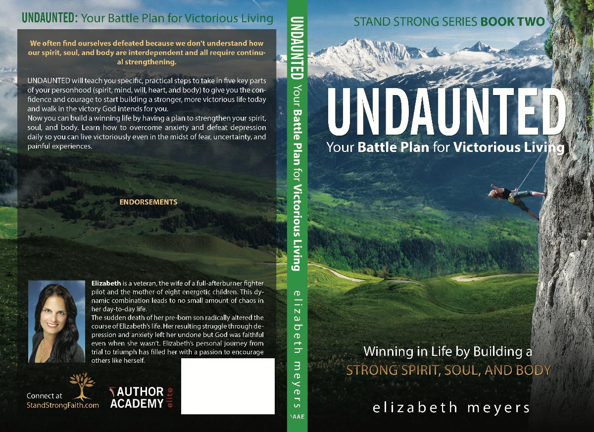 Book #2 UNDAUNTED