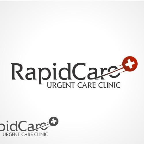 Logo Design for Rapid Care